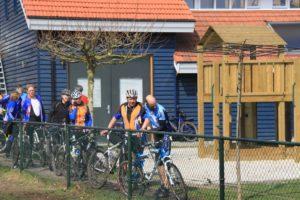 ook zeer geschikt voor fietsere en mountainbikes